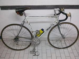 Bici da corsa anni 80, marca moser c.c.56x56