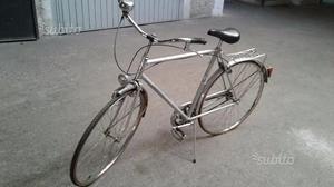 Bici da passeggio telaio in alluminio