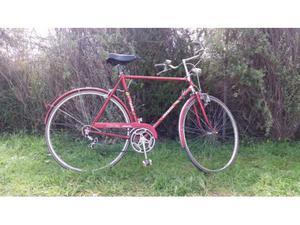 Bici da uomo bicicletta ibrida corsa passeggio 28