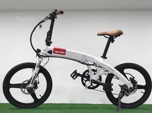 Mtb bici elettrica design pieghevole hummer bike posot class for Bici pieghevole elettrica usata