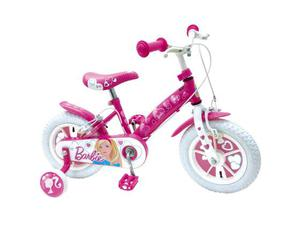Bicicletta Barbie Per Bambina 12âeuro 2 Freni E Ruote In