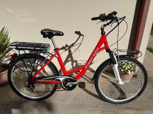 "Bicicletta Donna Esperia - 26"" Pedalata assistita"