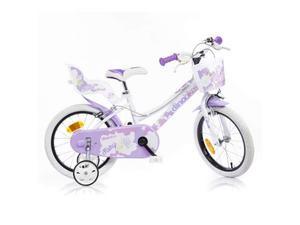 Bicicletta Per Bambina 16âeuro 2 Freni 166 Rsn Fairy Dino