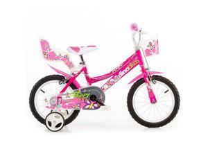 Bicicletta Per Bambina 16âeuro Flappy 2 Freni 166r Dino