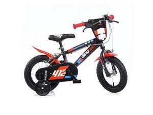 Bicicletta Per Bambino 12âeuro Mtb 2 Freni 412us Dino