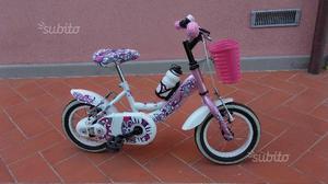 Bicicletta bambina 3 4 anni