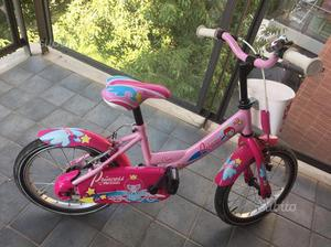 Bicicletta bambina marca Regina