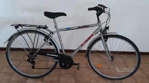 Bicicletta city bike ruote 28' uomo-donna
