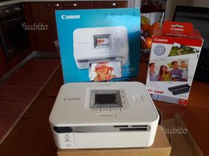 CANON SELPHY CP 740 nuova + set 3ink e paper set
