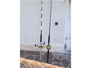 Canne da pesca sportiva Everol e Alutecnos Albacore 80