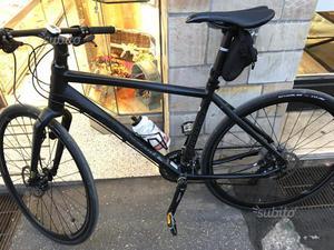 Cannondale alluminio nero