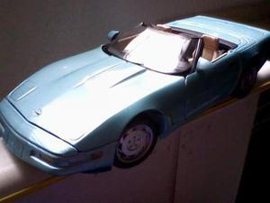 Chevrolet corvette cabrio  maisto