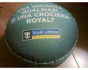 Collezionismo - Pallone Pubblicitario Royal Caribbean