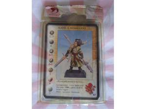 Confrontation Alahel il Messaggero Miniatura Rackham