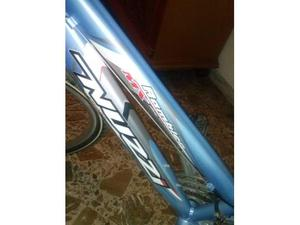 Monuntain Bike Nuzzi 26 Azzurra