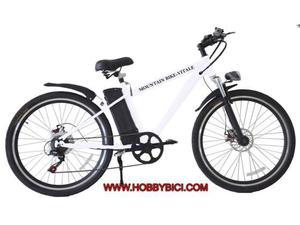 Mountain Bike Elettrica Con Pedalata Assistita