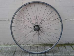 Ruota bici misura 28 completa