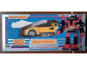 Transformer lamborghini countach lp 500s