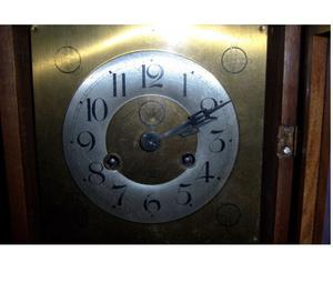 orologio a pendolo primi '900 minimal design