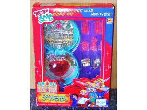 Akazukin cha cha polly pocket sonokong bandai sailor moon