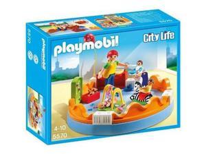 Area gioco prima infanzia playmobil  asilo nido city