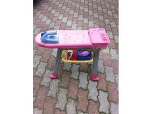 Assa da stiro con accessori per bambina