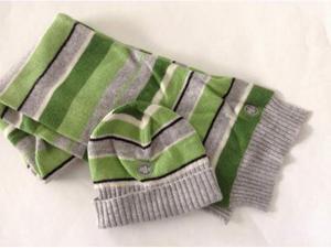 Berretto + sciarpa Tg 2/3 anni maschio