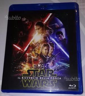 Blu ray star Wars VII