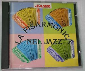 CD Jazz originale La Fisarmonica nel Jazz