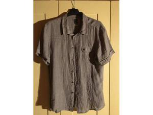 Camicia Puro LINO - IMPERIAL TG. 50 XL - perfetta NUOVA