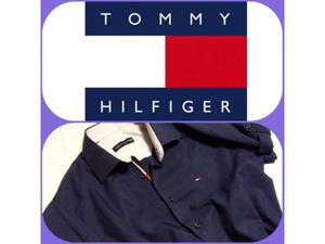 Camicia estate uomo TOMMY HILFIGER tg.M, TOP