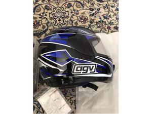 Casco moto AGV