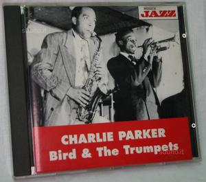 Cd Jazz Charlie Parker Bird & The Trumpets