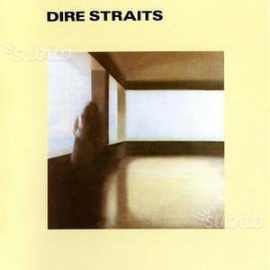 Dire Straits dischi LP