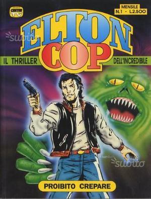 Elton cop serie completa 1/5