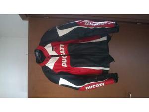 Giacca in pelle da moto Dainese Ducati