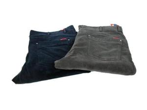 Jeans pantalone calibrato