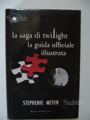 La saga di twilight: la guida ufficiale illustrata