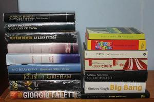 Libri e romanzi vari