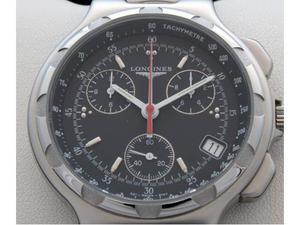 Longines Conquest chronograph L