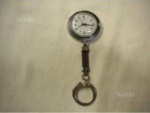 Orologio portachiavi Timex anni 50 meccanico