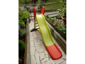 Scivolo per bambini bambine smoby 3 gradini usato posot for Scivolo chicco usato
