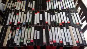 VHS + Videoregistratore + Avvolgitore