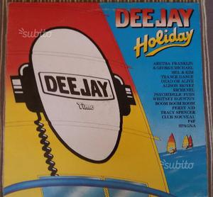 Vinile compilation Dee Jay Time Holiday