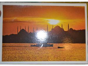 48 Foto a colori di Istanbul Carthagine Turchia