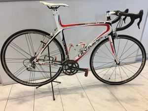Bici corsa usata olympia hero athena 11v