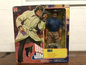 Big Jim 004 mattel box no mego gi joe anni 70