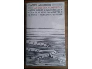 Dante Alighieri, La Divina Commedia - Principato Editore