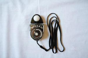VINTAGE Leica-Meter MC attacco luce incidente