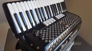 Fisarmonica 120 amplificata paolo soprani 4/5
